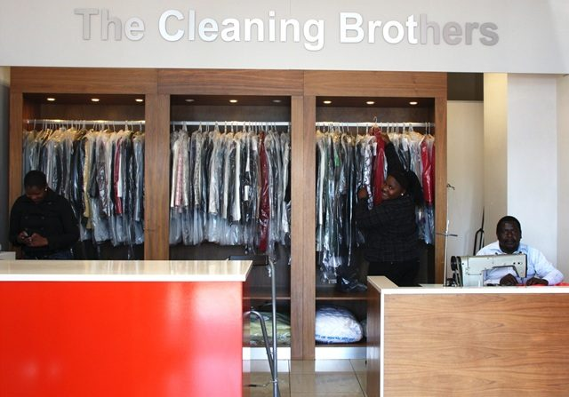 The Cleaning Brothers