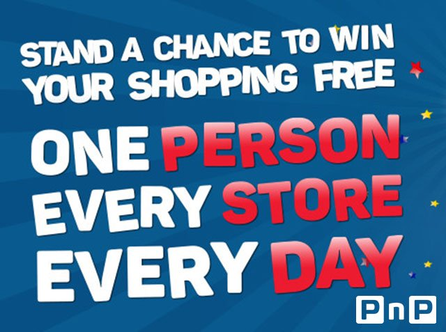 Win with Pick n Pay!