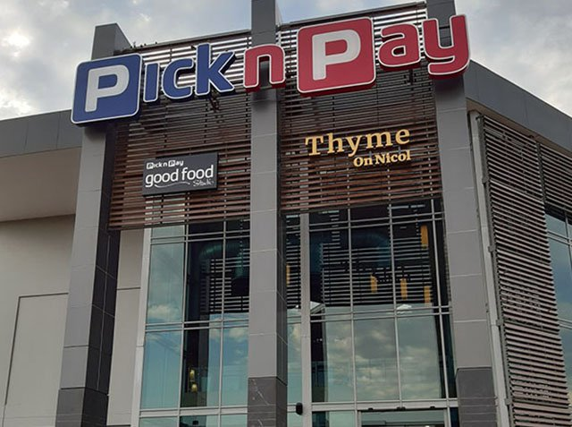 New look, flagship PnP store